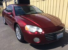 2005_Chrysler_Sebring_Limited Coupe_ Spokane WA