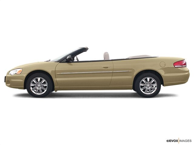 2005 Chrysler Sebring Limited Indianapolis IN