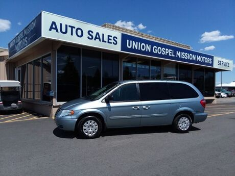 2005 Chrysler Town & Country LX Spokane Valley WA