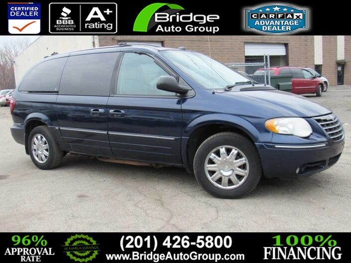 2005 Chrysler Town & Country Limited Hasbrouck Heights NJ