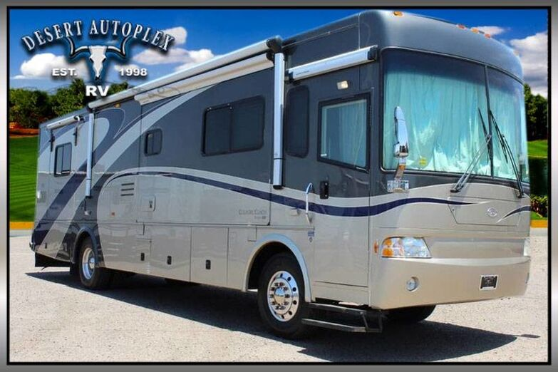 2005 Country Coach Inspire 330 Quad Slide Class A RV Mesa AZ