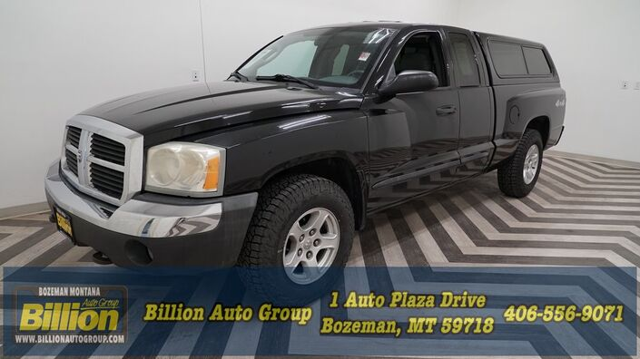 2005 Dodge Dakota SLT Bozeman MT
