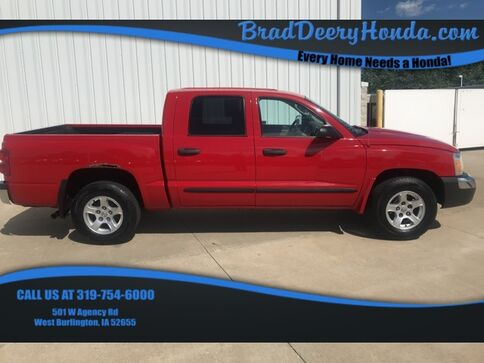 2005_Dodge_Dakota_SLT_ West Burlington IA