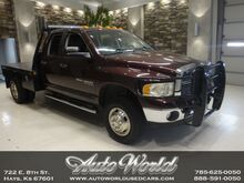2005_Dodge_RAM 3500  4X4 QUAD CAB__ Hays KS