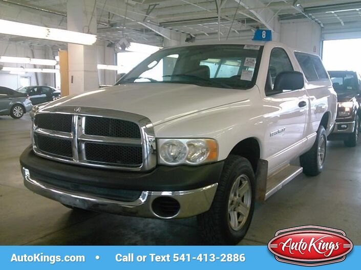 2005 Dodge Ram 1500 4WD Regular Cab Bend OR