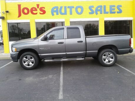 2005_Dodge_Ram 1500_Laramie Quad Cab Long Bed 4WD_ Indianapolis IN