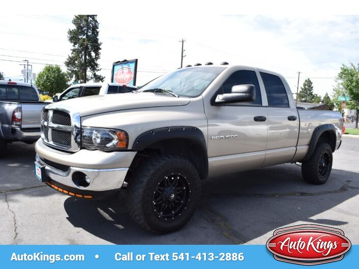 2005 Dodge Ram 1500 Quad Cab 4WD SLT Bend OR