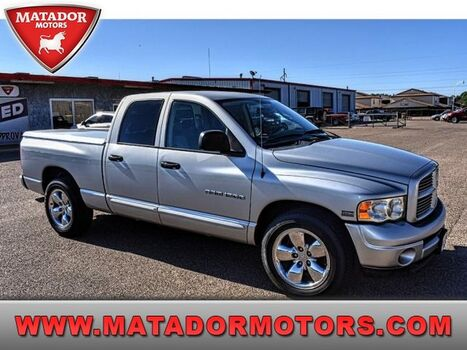 2005_Dodge_Ram 1500_SLT_ Lubbock & Wolfforth TX