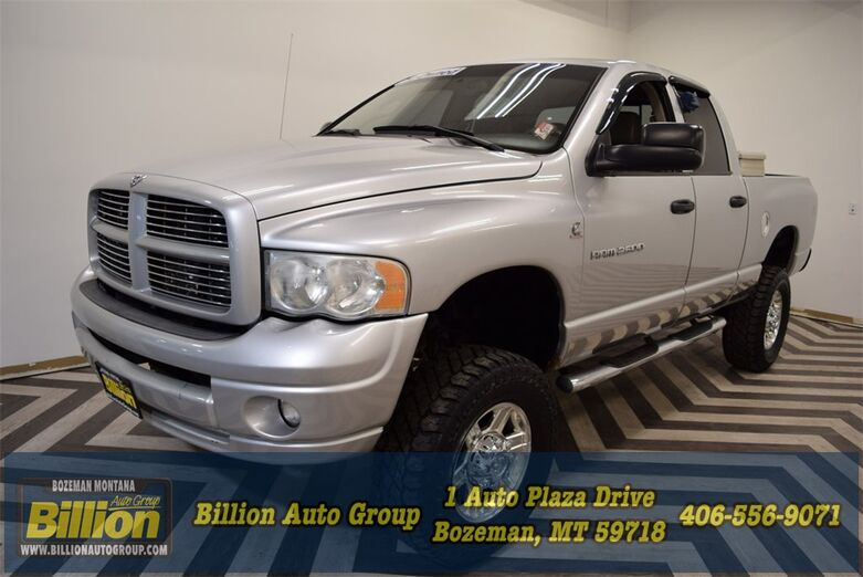 2005 Dodge Ram 2500 Big Horn Bozeman MT