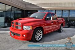 2005_Dodge_Ram SRT-10_/ Automatic / 8.3L V10 / 500HP / K&N Air Intake / Quad Cab / Seats 6 / Kenwood Stereo / Infinity Speakers / Aux Input / Bed Liner / Tow Pkg / Only 95k Miles_ Anchorage AK