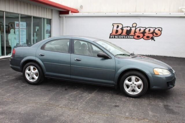 2005 Dodge Stratus Sdn 4dr SXT Fort Scott KS