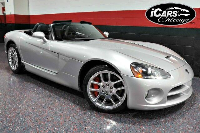 2005 Dodge Viper SRT-10 2dr Convertible Chicago IL