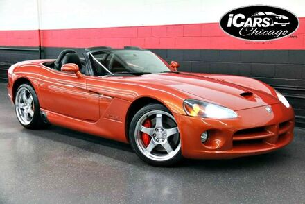 2005_Dodge_Viper_SRT10 Copperhead 2dr Convertible_ Chicago IL