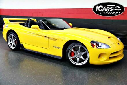 2005_Dodge_Viper_SRT10 Supercharged 2dr Convertible_ Chicago IL