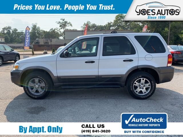2005 Ford Escape Xlt Toledo Oh 37858285