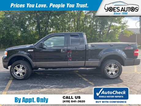 2005 FORD F150  Toledo OH