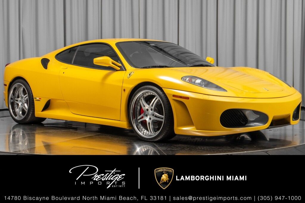 2005 Ferrari 430 Berlinetta North Miami Beach FL
