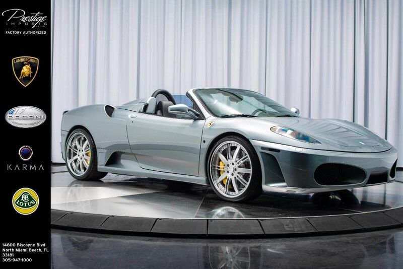2005_Ferrari_430_Spider_ North Miami Beach FL