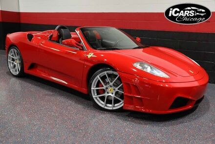 2005_Ferrari_F430_Spider 2dr Convertible_ Chicago IL