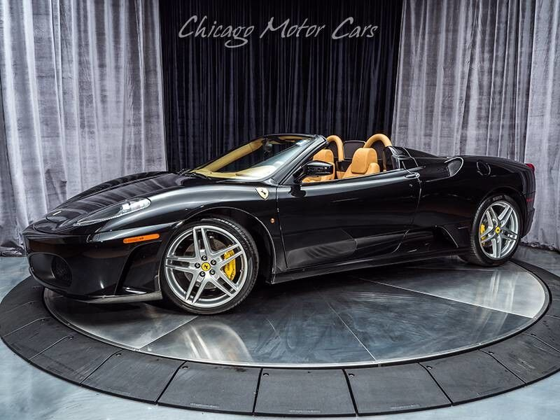 2005_Ferrari_F430_Spider Convertible_ Chicago IL
