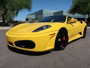 2005_Ferrari_F430_Spider_ Scottsdale AZ
