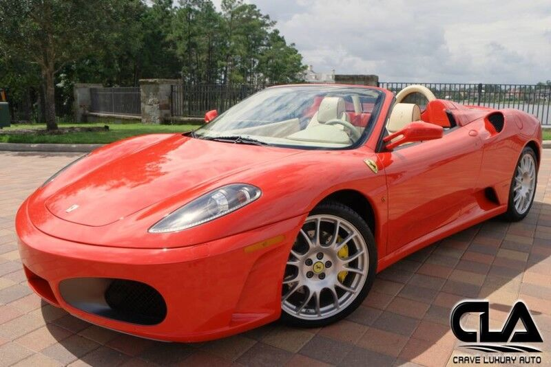2005 Ferrari F430 Spider The Woodlands TX