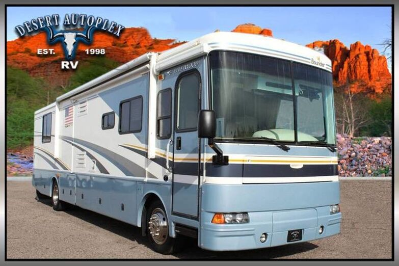 2005 Fleetwood Bounder 38N Triple Slide Class A Diesel RV Mesa AZ