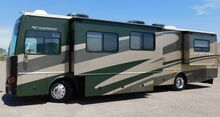 2005_Fleetwood_EXCURSION 39S TRIPLE SLIDE CLASS A RV RARE FIND CONDITION_350HP CAT DIESEL ALLISON 6spd LOW 22K MILES_ Phoenix AZ