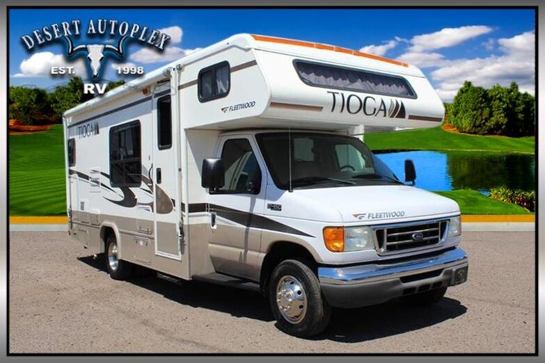 2005 Fleetwood Tioga 23E Single Slide Class C RV Mesa AZ