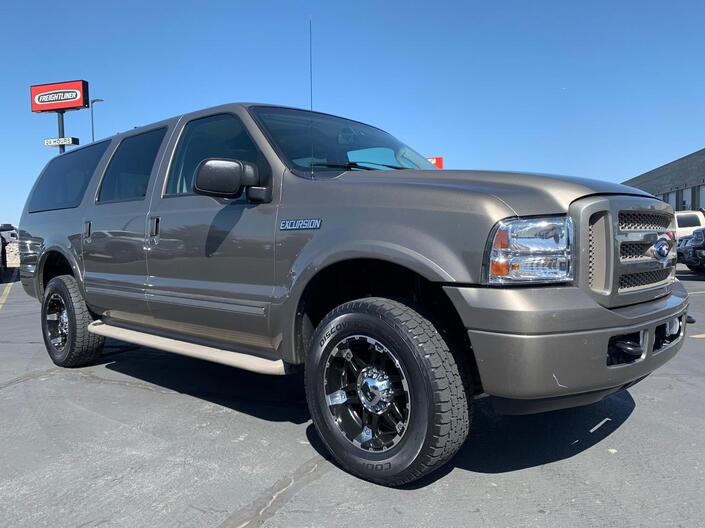 2005 Ford Excursion  West Valley City UT