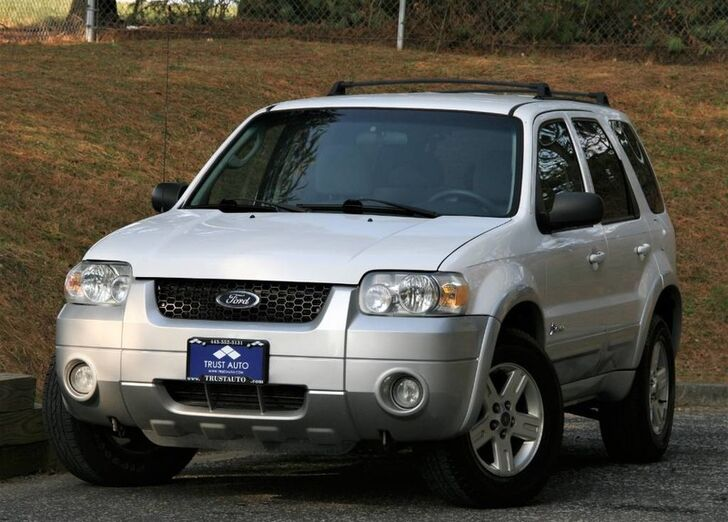 2005 Ford Escape Hybrid FWD Sykesville MD