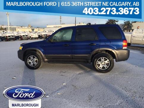2005_Ford_Escape_XLT_ Calgary AB