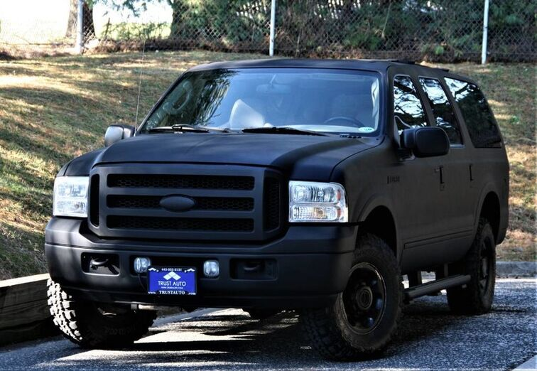 2005 Ford Excursion 6.0L 4WD Sykesville MD