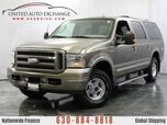 2005 Ford Excursion 6.0L V8 Turbo DIESEL Engine Eddie Bauer Edition
