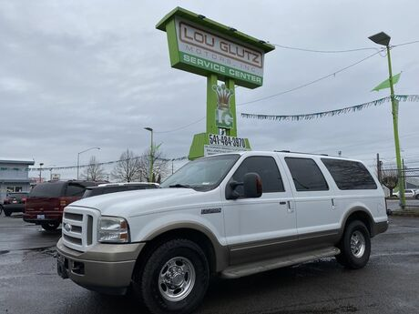 2005 Ford Excursion Eddie Bauer Eugene OR