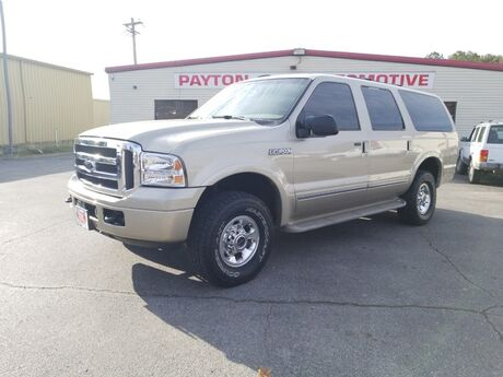 2005 Ford Excursion Limited Heber Springs AR