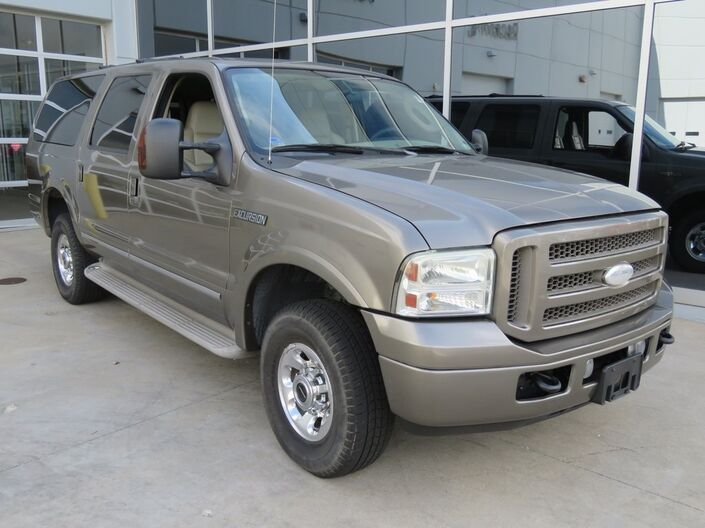 2005 Ford Excursion Limited Kansas City MO
