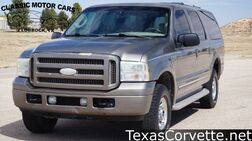 2005_Ford_Excursion_Limited_ Lubbock TX