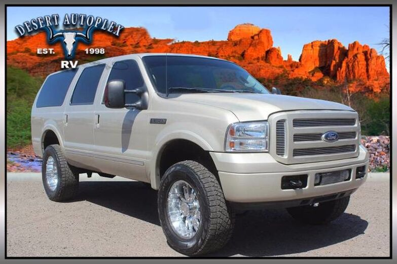 2005 Ford Excursion Limited Mesa AZ