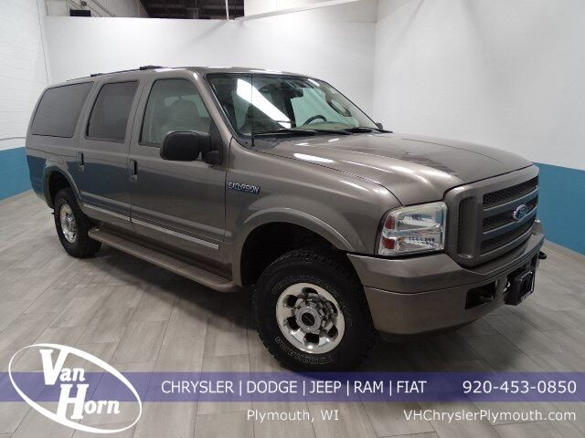 2005 Ford Excursion Limited Plymouth WI