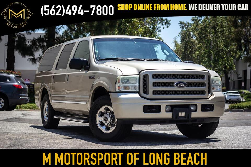 2005_Ford_Excursion_Limited Sport Utility 4D_ Long Beach CA