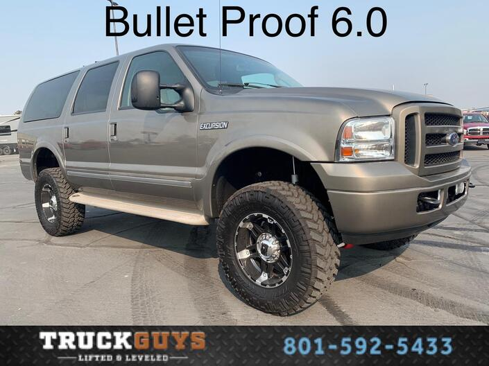 2005 Ford Excursion Limited West Valley City UT