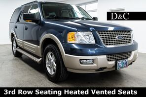2005_Ford_Expedition_3rd Row Seating Heated Vented Seats_ Portland OR
