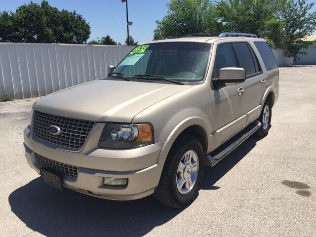 2005 Ford Expedition Limited Gainesville TX