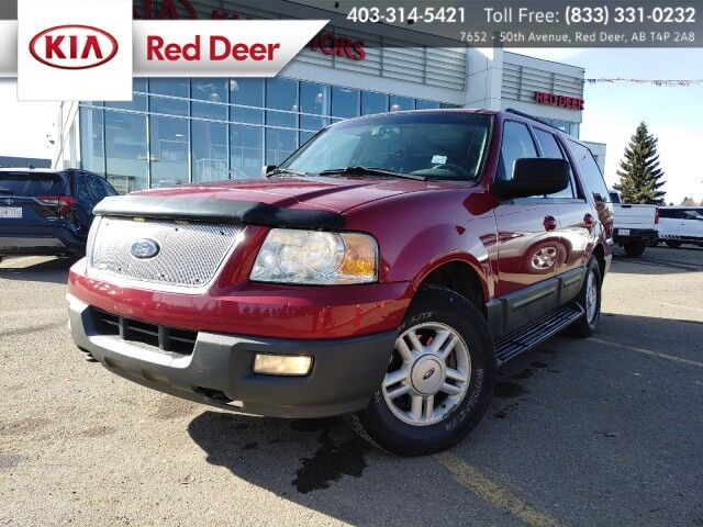 2005 Ford Expedition XLT - AS IS UNIT Red Deer AB