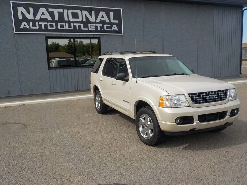 2005 Ford Explorer Limited - CLEAN CARPROOF, STEERING WHEEL CONTROL'S, TOW PACKAGE Lethbridge AB