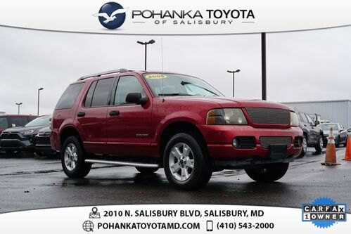 2005_Ford_Explorer_XLT_ Salisbury MD
