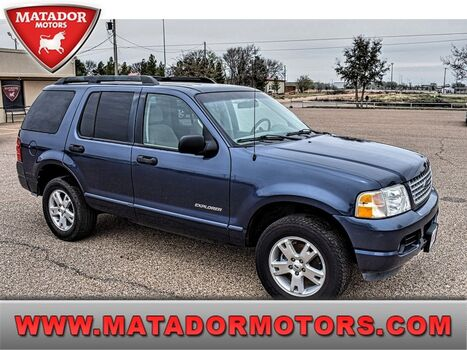 2005_Ford_Explorer_XLT_ Wolfforth TX