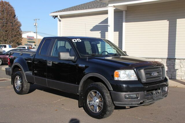 2005 Ford F-150 FX4 East Windsor CT