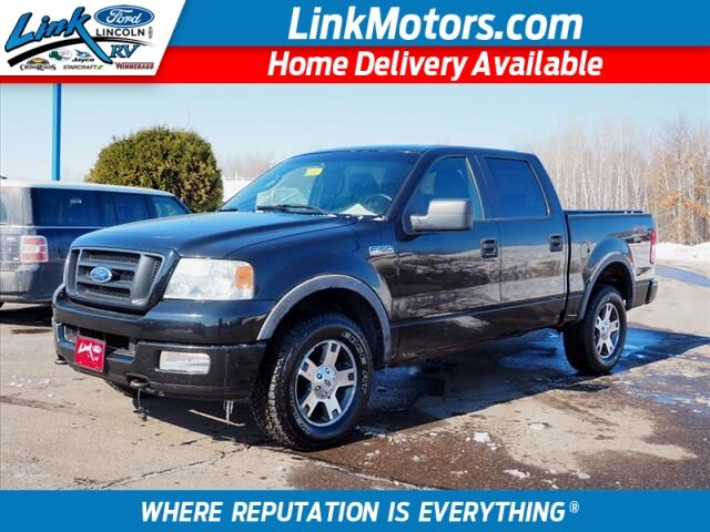 2005 Ford F-150 FX4 Rice Lake WI